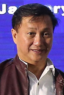Francis Tolentino 2019 (cropped).jpg