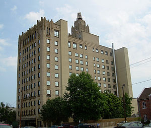 Monroe, Louisiana - Francis Tower