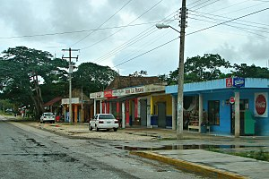Tulum (municipality) - Image: Francisco Hu May QR