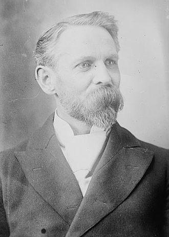 Frank Sandford - Frank Sandford in 1909