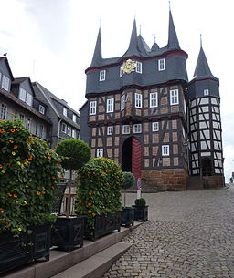 Frankenberg Rathaus