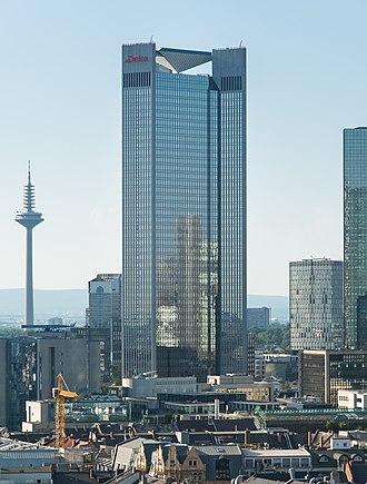 Trianon (Frankfurt am Main) - Image: Frankfurt Trianon.Süd.20130618
