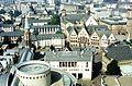 Frankfurt am Main, Blick vom Turm des Kaiserdoms zum Römerberg.jpg