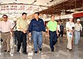 Franklin Drilon touring the Iloilo International Airport.jpg