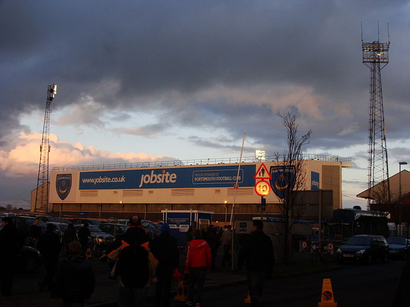 FileFratton Park Home Of Portsmouth FC