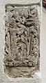 Frauenstein Obermühlbach 70 Pfarrkirche hl Georg W-Außenmauer Pilaster mit Akanthusrelief 21082017 5400.jpg