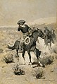 """Frederic Remington - Days on the Range (""""Hands Up"""") - 43.48 - Museum of Fine Arts.jpg"""