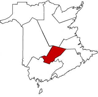 Fredericton (electoral district) Federal electoral district