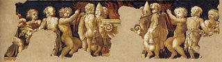 Frise de saint Jean à Parme