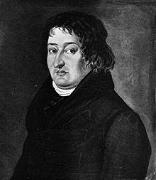 Friedrich Weinbrenner (Source: Wikimedia)