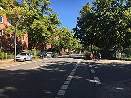 Friedrichsberger Straße in Hamburg