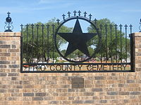Frio County, TX, Cemetery IMG 0477