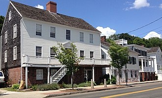 Fair Haven, New Haven - Historic homes on Front Street