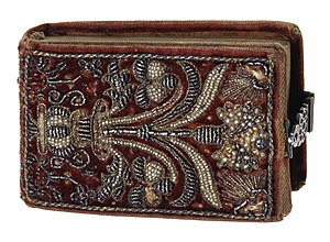 Embroidered binding - Image: Front covers, V.a.94