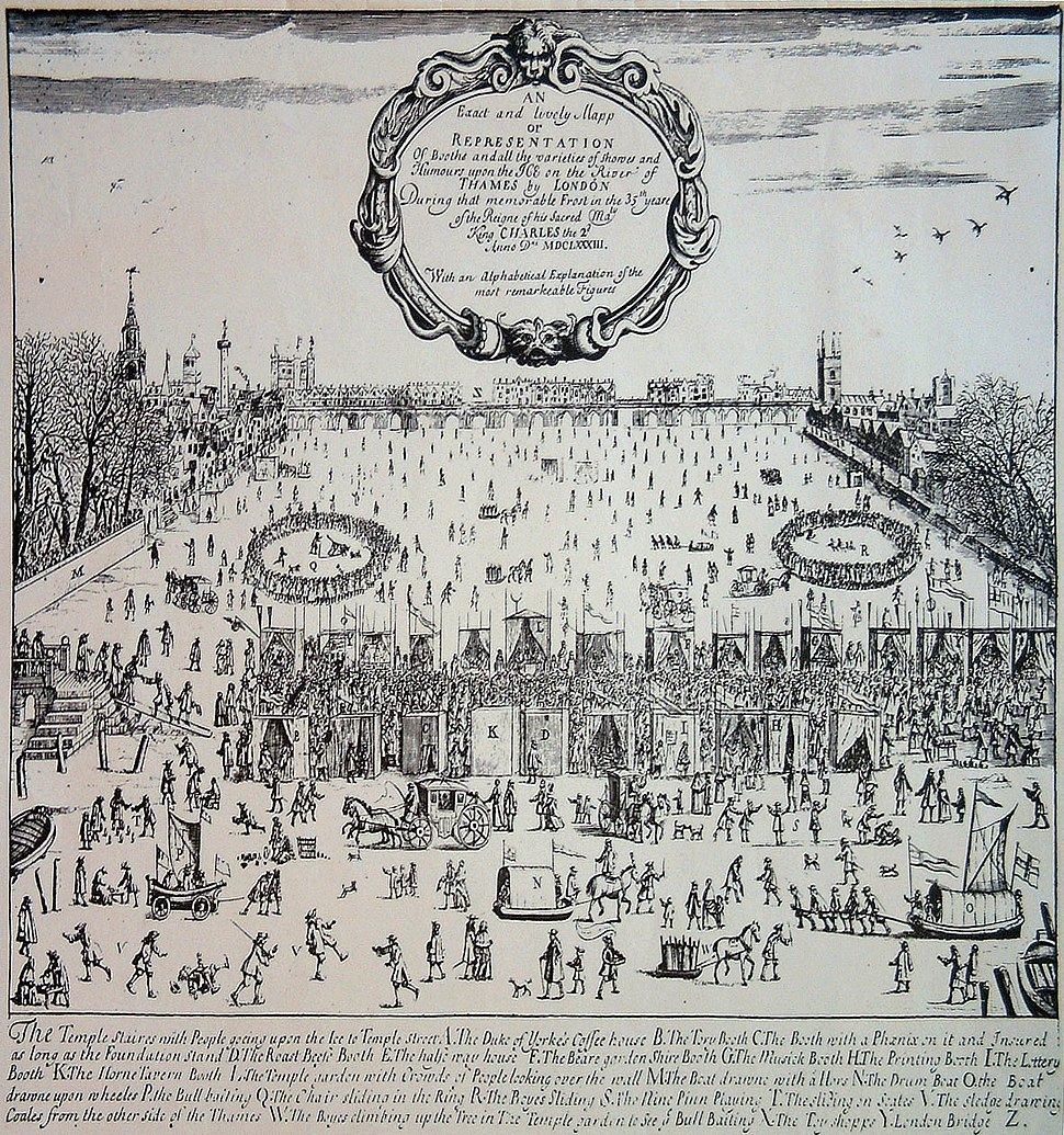 Frost Fair of 1683