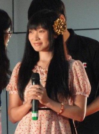 Yukari Fukui - Image: Fukui Yukari in ACE (cropped)