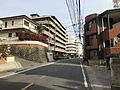 Fukuoka Prefectural Road No.504 near Kashii-Miyamae Station.jpg