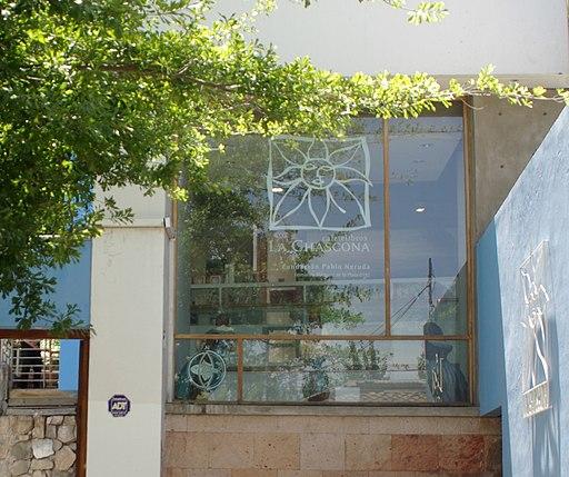 Fundacion Pablo Neruda, La Chascona