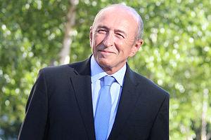 Gérard Collomb en 2013
