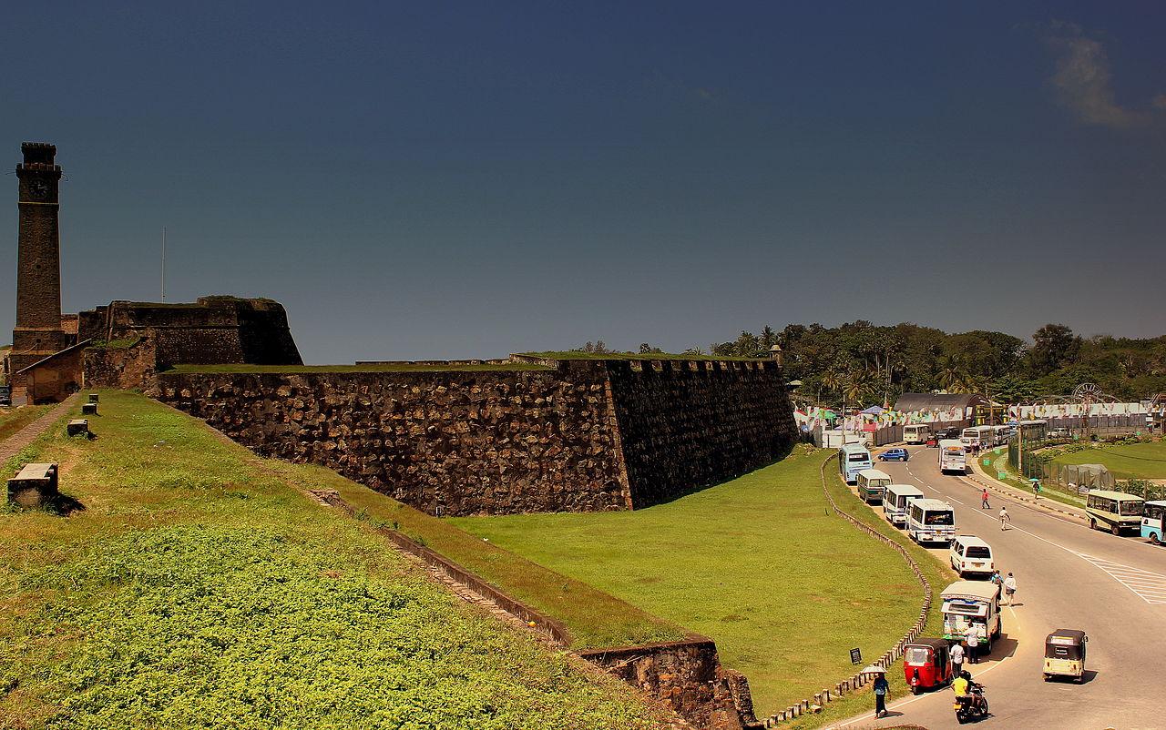 Galle Sri Lanka  City new picture : GALLE FORT GALLE SRI LANKA JAN 2013 8553425195 Wikimedia ...