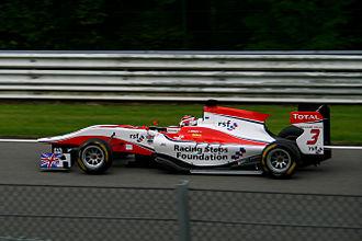 2016 GP3 Series - ART Grand Prix started the season as the defending teams' champions.