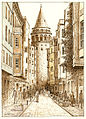 Galata Tower by Levon Lachkyan.jpg