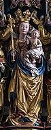 Gampern Kirche Flügelaltar Madonna 01.jpg