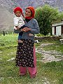 Gandhala- mother & child 28-6-04.jpg