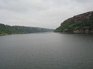 Mandsaur - River Chambal in Gandhi Sagar Sanctuary