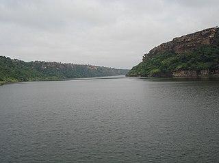 Mandsaur City in Madhya Pradesh, India