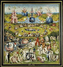 Der Garten Der Lüste Bosch Wikipedia