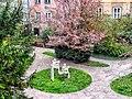 Garden near Michalska brana - panoramio.jpg