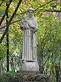 Garden of the Franciscan monastery in Katowice Panewniki 032.JPG