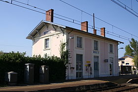 Image illustrative de l'article Gare de Bègles