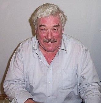 Gareth Thomas (actor) - Gareth Thomas at the Blake's 7 DVD launch, 2005