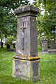 Gartenfriedhof cemetery Marienstrasse Hanover Germany grave Georg Ludwig Jasper.jpg