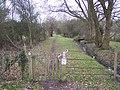 Gate near Somerden Green - geograph.org.uk - 1700276.jpg