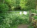 Gate to Kaye Meadows, Oughtibridge - geograph.org.uk - 1294789.jpg