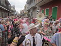 Gay Easter Parade NOLA 2013 Vocal Chorus.JPG