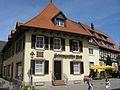 Geburtshaus von Heinrich Hansjakob in Haslach i.K..jpg