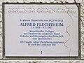 Gedenktafel Bleibtreustr 15 (Charl) Alfred Flechtheim.jpg