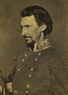 M. Jeff Thompson American politician and Missouri State Guard general in the Civil War