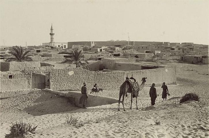 General view of El Arish