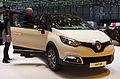Geneva MotorShow 2013 - Renault Captur white with black roof.jpg