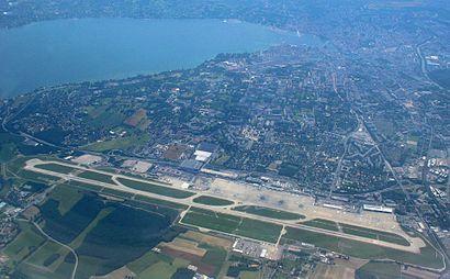 Comment aller à Aéroport International De Genève en transport en commun - A propos de cet endroit
