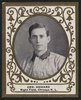 Geo. Howard, Chicago Cubs, baseball card portrait LCCN2007683736.tif