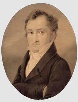 Georg Altmütter - Georg Altmütter (1787-1858)