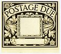 George Eve design for frame of British postage due stamp.jpg