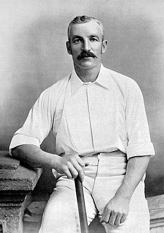 George Giffen - Image: George Giffen c 1895