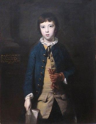 George Greville, 2nd Earl of Warwick - George Greville, 2nd Earl of Warwick
